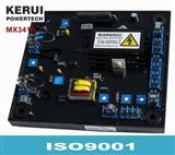 无刷励磁交流发电机自动电压调节器MX341B