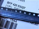 BFP420    NPN硅射频晶体管