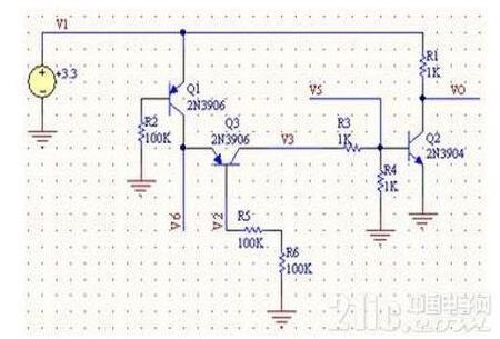 嵌入式设计入门之三极管基础电路设计