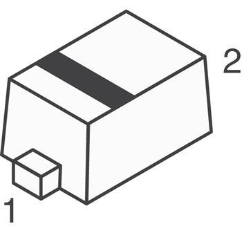 ESD5Z3.3T1G外觀圖