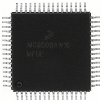 MC9S08AW16MFUE外观图