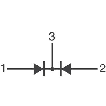 BAT54C,215外观图