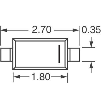 1N4148WS-7-F外观图