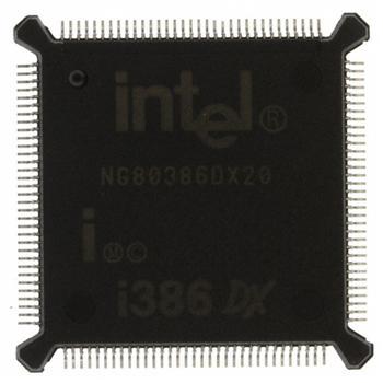 NG80386DX20外观图