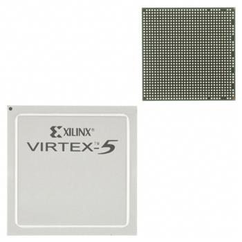 XC5VLX110-1FFG676C外观图
