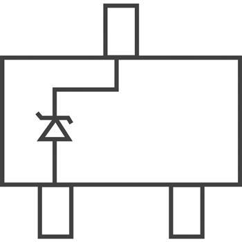 BZX84C4V7-7-F外观图
