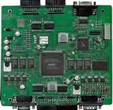8层BGA  0.1MM过孔  0.1MM线宽PCB板