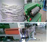 碳纤维硅胶发热线挤出机设备