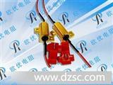 RX24-25W6R 黄铝壳电阻,LED灯电阻