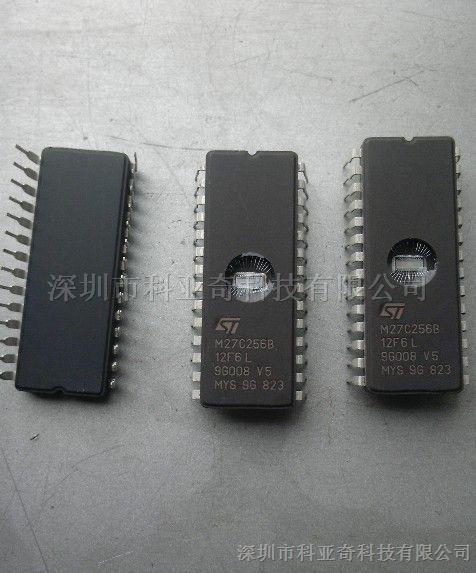 科��奇供��M27C256B-12F6原�b