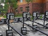 天津太阳能路灯工程商--照亮天津卫