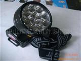 多功能多灯珠头灯,专用割胶灯,铅酸电池头灯