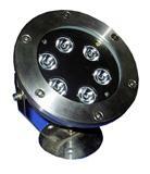 6WLED水底灯 七彩LED水池灯厂家 水下灯价格