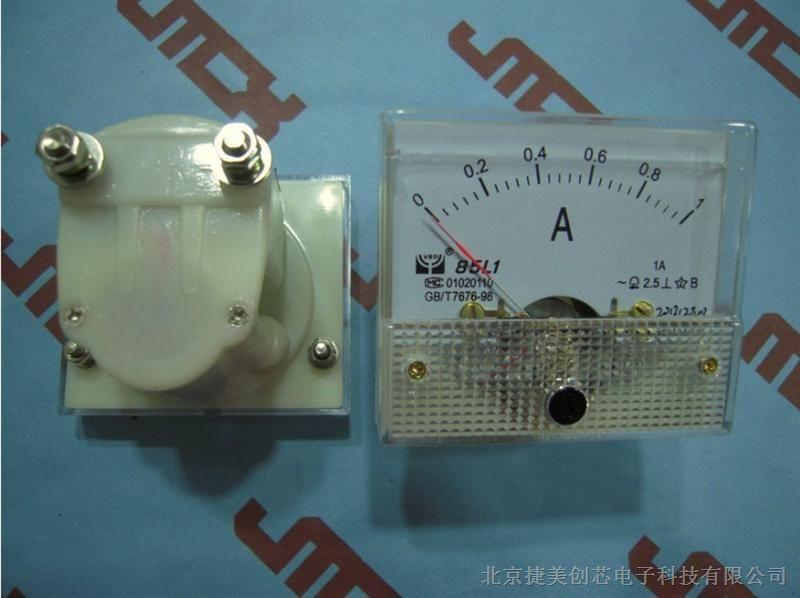 供��指�式交流�流表85L1 1A模�M表�^ �C械表�^ 交流�流表 �_�P板表