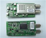 DTM-712双高频头高速移动车载专用模组