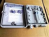 塑料12芯光纤分线箱/塑料12芯光缆分纤箱