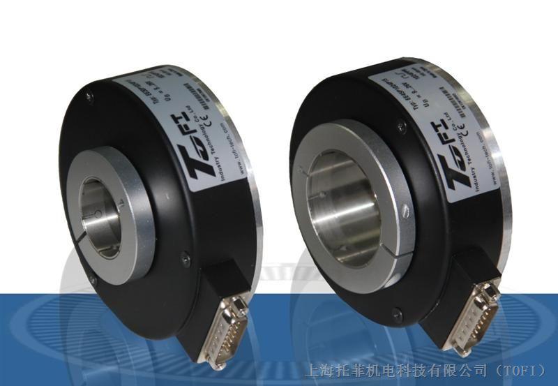 供应EE系列空心轴增量式编码器-异步曳引机电梯编码器EE30P1024P15