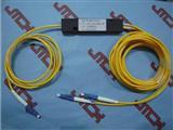 光分路器1310或1550nm熔接型1*2 1310/1550-DWC-1*2光缆加工LC头