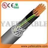 PVC 芯线编号控制电缆 办公自动化用线