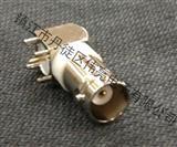 全铜弯式绝缘BNC连接器