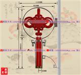 装饰灯:明月型中国结、LED中国结灯、LED景观灯、专注道路亮化工程