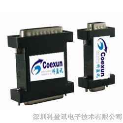 DB25针光电隔离器/DB25针串口隔离器
