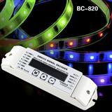 缤彩DMX512信号解码器支持多种IC信号解码器BC-820