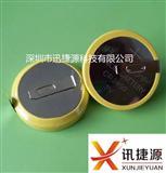 CR2450引焊脚电池