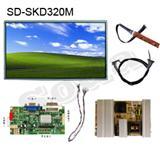 32寸高亮液晶屏套件配套户外户外查询机专用高亮液晶屏