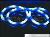**-LED柔性灯带-LED霓虹灯带-蓝白-彩色