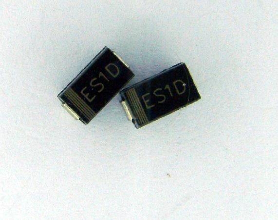 表面贴装超快速二极管_ES1D 表面贴装超快速二极管