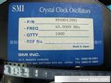 晶体时钟振荡器99SMO(3VM)