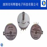 WDD35D-4电位器TOPVR品牌5KR导电塑料旋转直角传感器