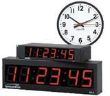LED电波钟|同步LED时钟|NTP同步时钟