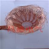 TZ紫铜编织网管,铜编织伸缩网管规格