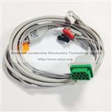 各种医疗导联线 医疗血氧线 心电导连线 延长传感电线