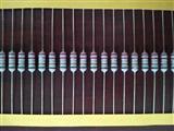 线绕电阻器 KNP 1/2W  0.22R  J 现货