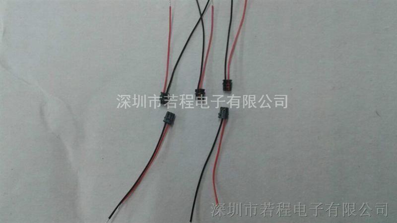 供应02XSR-36S 0.6刺破式连接器 IDC wire harness 线束 厂家直销