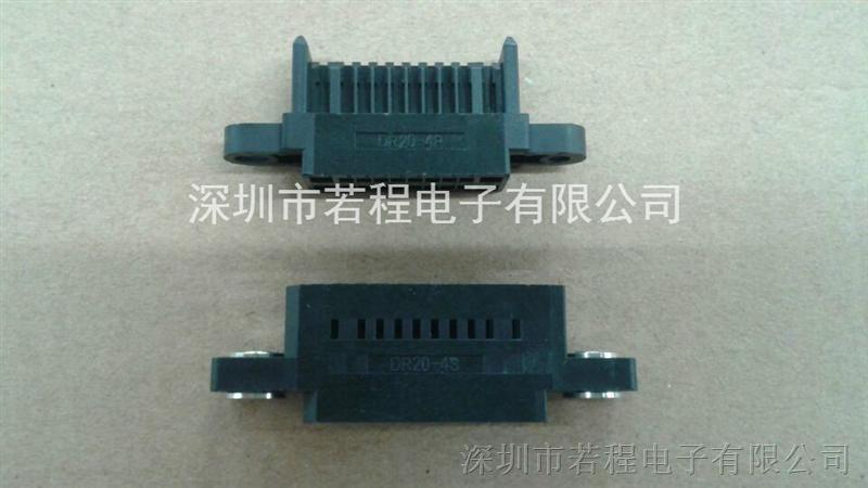 供应日本JAE DR-12-2SC-FO DR-20-4SC-FO航空连接器 厂家直销