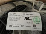 现货 UL2464 AWG25 1P+1C 黑(白,红/黑)-乐庭(LTK)(百通)