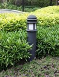 户外铝制公园草地太阳能草坪灯