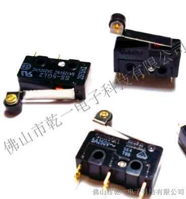 欧母龙OMLON 微动开关SS-5GL2 欧母龙代理,原装现货供应