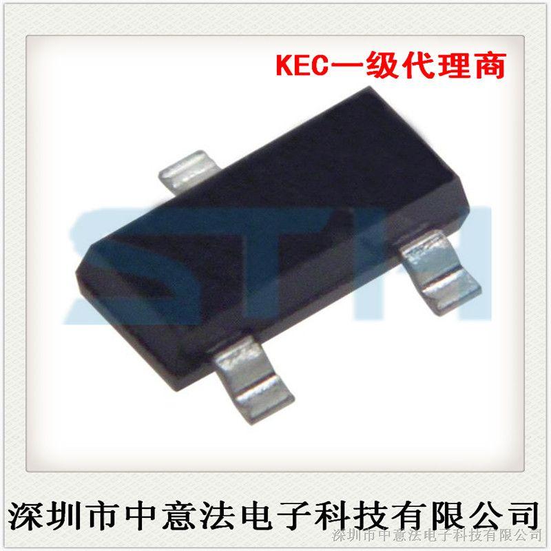 【KEC代理商】2N3904S-RTK/PS SOT-23  16+现货库存,价格优势!