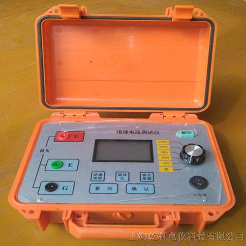 供应QK2500V绝缘电阻测试仪