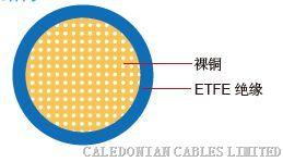 供应TS16949体系FLR5Y-B德标汽车电线单芯