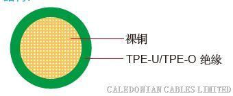 供应TS16949体系FLR6Y-A德标汽车电线单芯