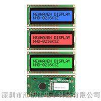 汇创佳电子分销NHD-0216K1Z-FS(RGB)-FBW-REV1