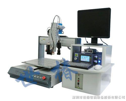 深圳桌面型扬声器点胶机