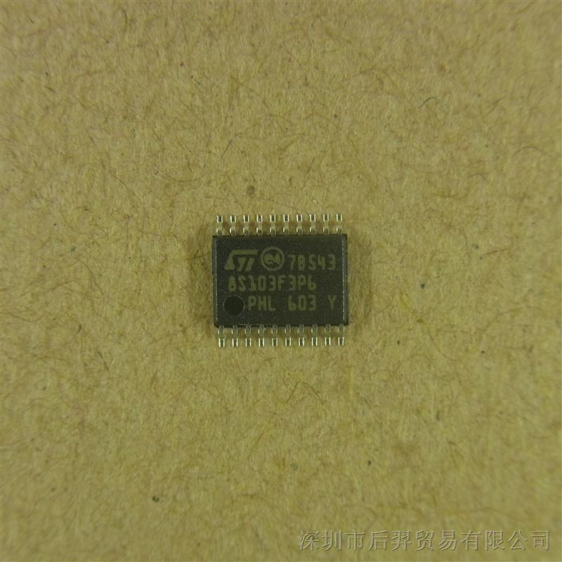 供应 STM8S103F3P6