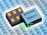 EPCOS滤波器5G用全新型号B39162B8813P810